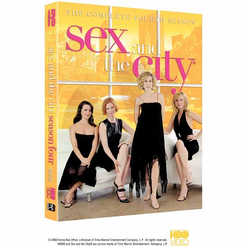 Sex and the City-Season 4 DVD.jpg